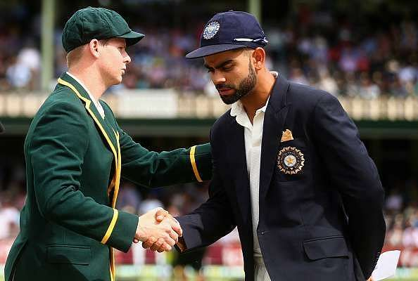 Steven Smith (left) and Virat Kohli's (right) rivalry looks set to last for more years