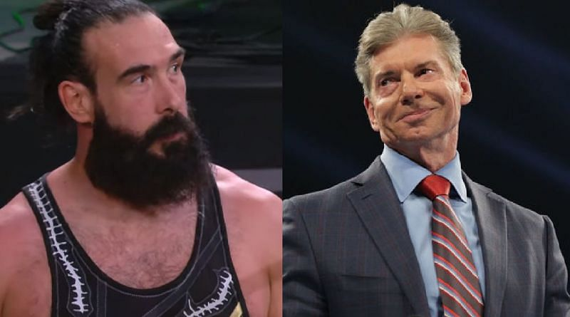 Brodie Lee; Vince McMahon