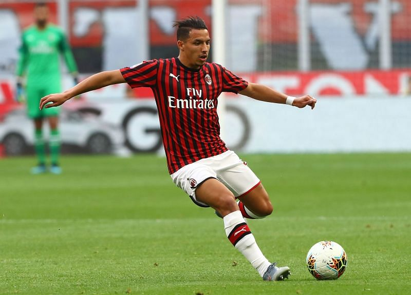 The Algerian has been a valuable addition to Milan