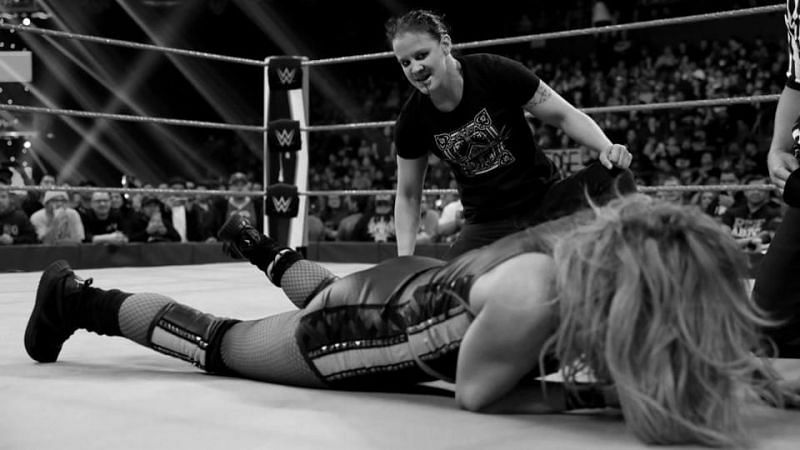 The character arc of both Lynch and Baszler has changed numerous times over the course of this feud