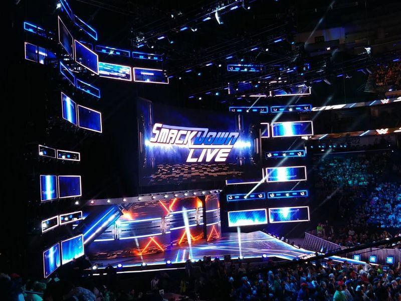 Friday night SmackDown