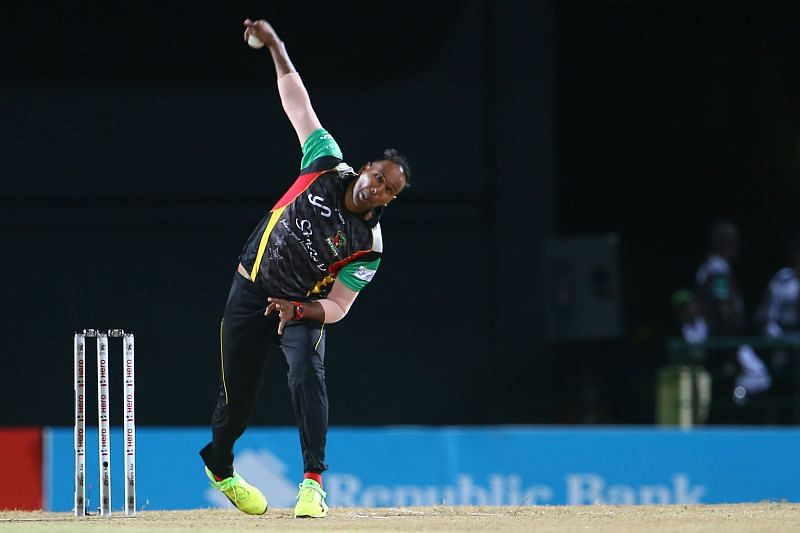 Samuel Badree is a T20 specialist