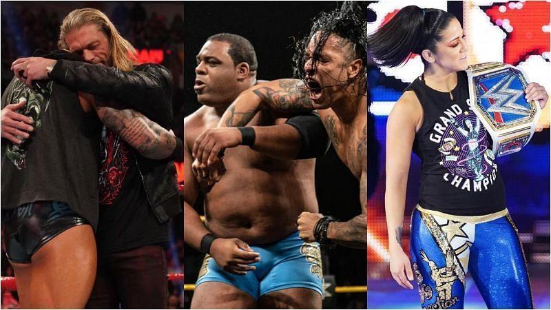 WWE रेसलर्स