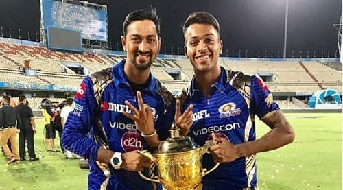 The Pandya brothers