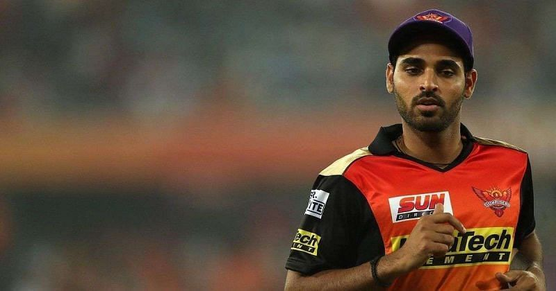 Bhuvneshwar Kumar has won the Purple Cap two times