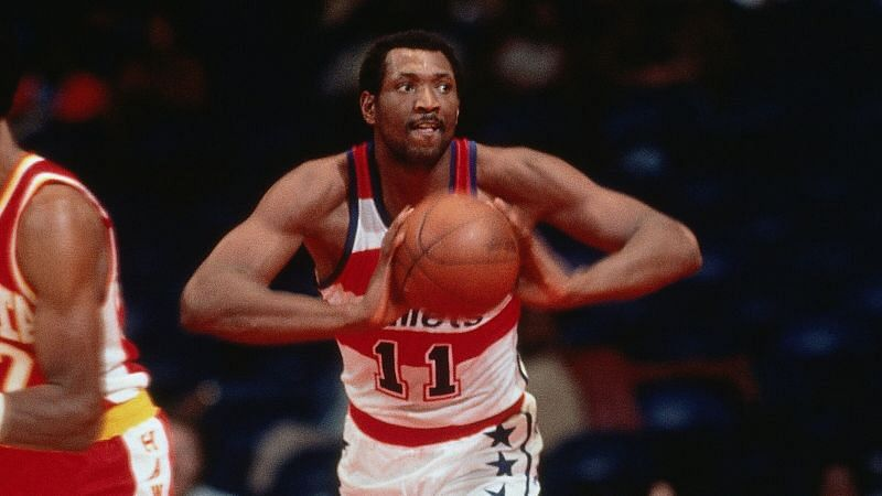 Elvin Hayes was a 12-time NBA All-Star