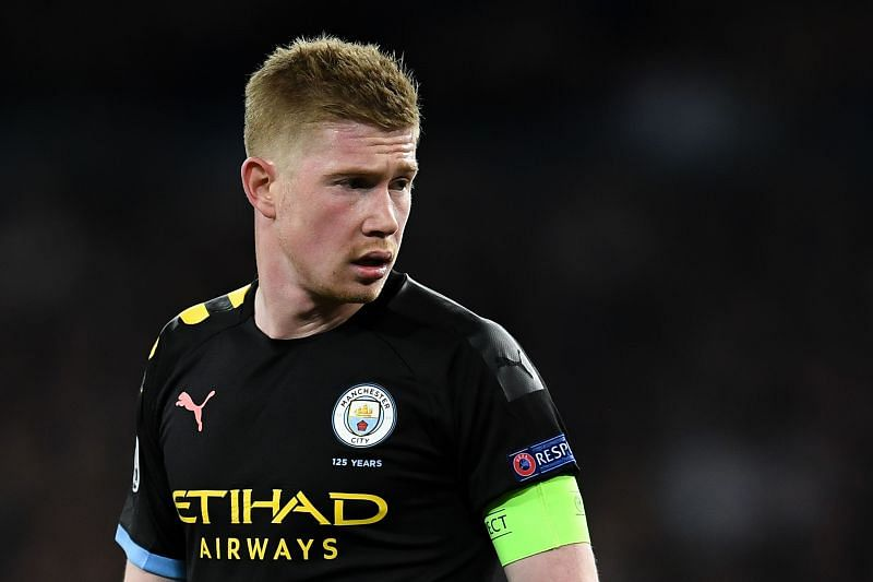 Manchester City showed they can thrive without De Bruyne but that isn
