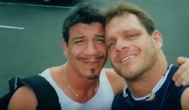 एडी गुरेरो और क्रिस बेन्वा