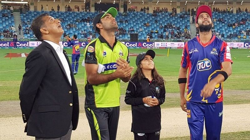 This will be the first match between the Qalandars and the Kings
