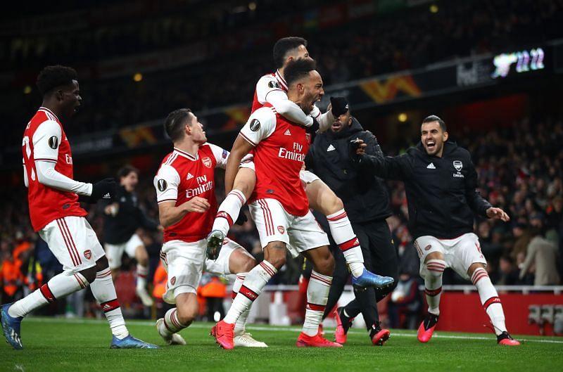 Aubameyang has been Arsenal