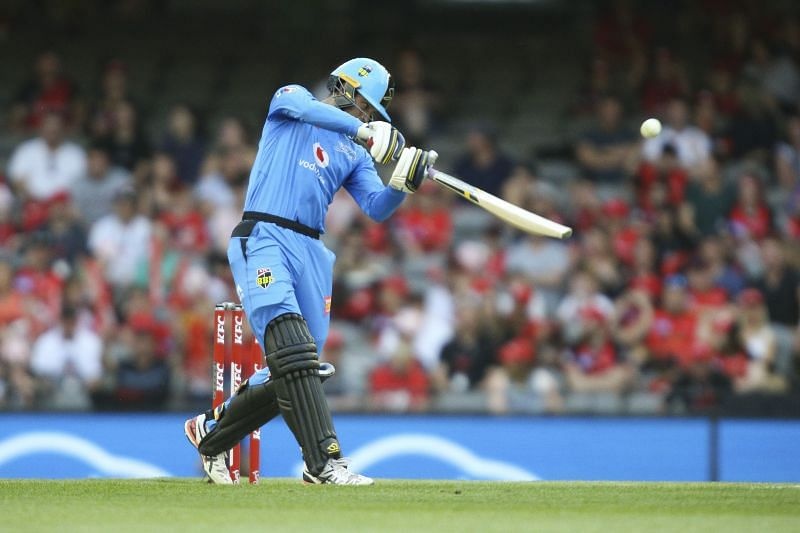 BBL - Melbourne Renegades v Adelaide Strikers
