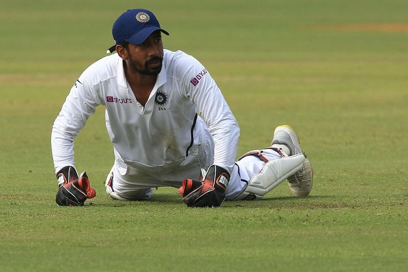Saha revealed that he used the time off to prepare for the Ranji Trophy final