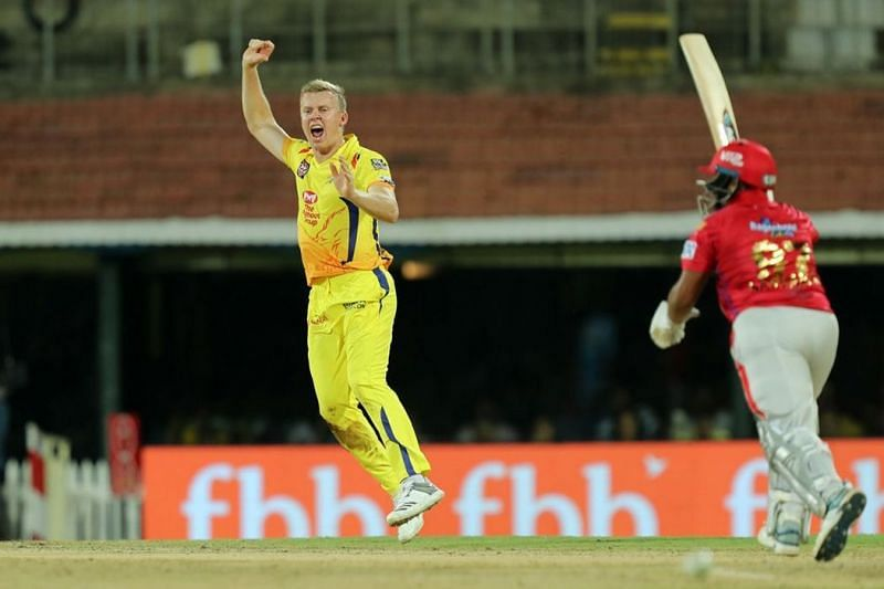 Scott Kuggeleijn played for the Chennai Super Kings in the 2019 IPL season