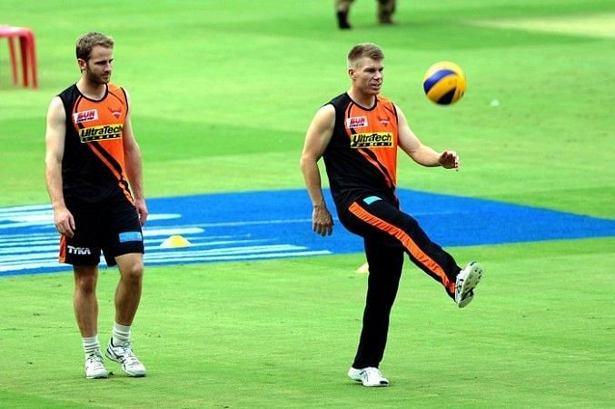 Sunrisers Hyderabad reinstated David Warner as captain ahead of the tournament