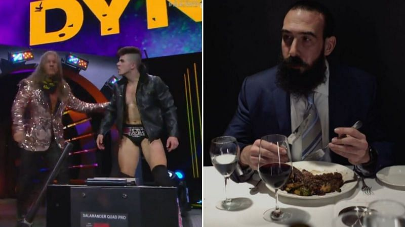 AEW Dynamite Results: Former WWE star confronts Chris Jericho, Brodie Lee throws shade at Vince McMahon?