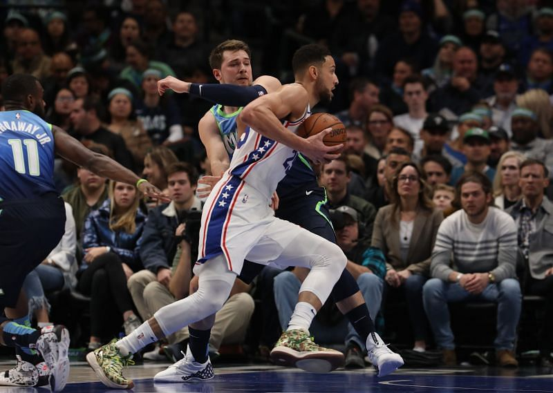 Ben Simmons is one of the best defensive players in the league