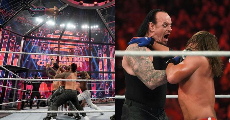 WWE Elimination Chamber 2020 Results, March 8th, Elimination Chamber Winners, video highlights
