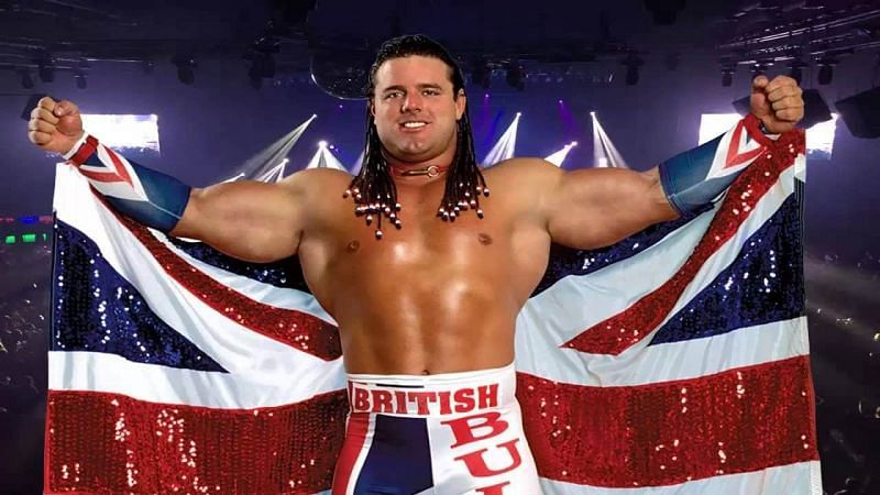 Soon-to-be WWE Hall of Famer Davey Boy Smith