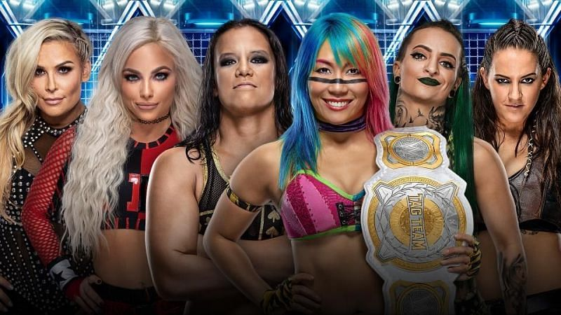 Who will be heading to WrestleMania 36 to challenge Becky Lynch?