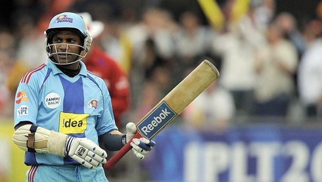 मुंबई इंडियंस के बल्लेबाज सनथ जयसूर्या