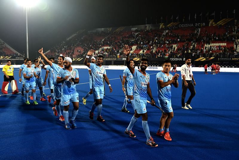 India v Belgium - FIH Men