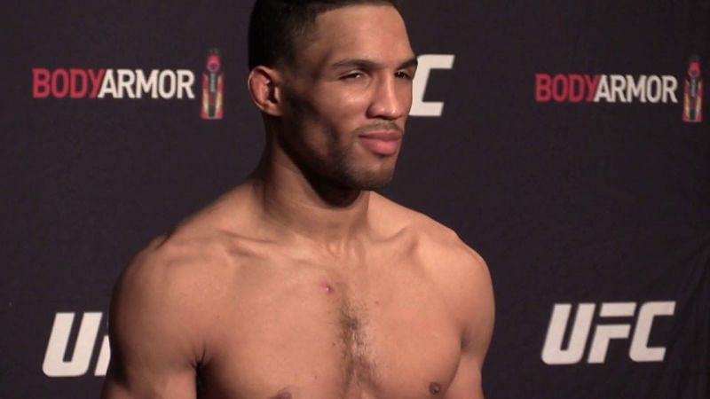 Kevin Lee Makes Weight After Dramatic Scare at UFC 216