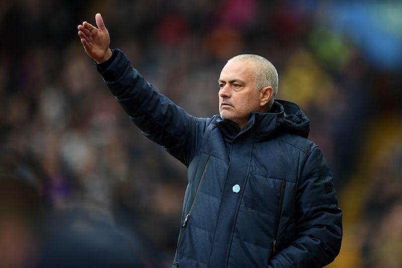 Can Jose Mourinho secure a top four spot for Tottenham?
