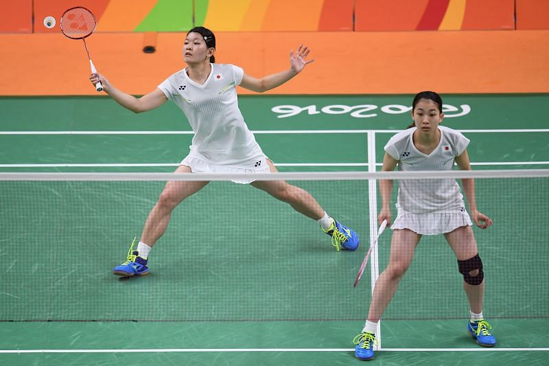 The experience duo of Ayaka Takahashi and Misaki Matsumoto await the Indians in the second round.