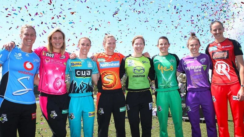 WBBL is the only high profile women