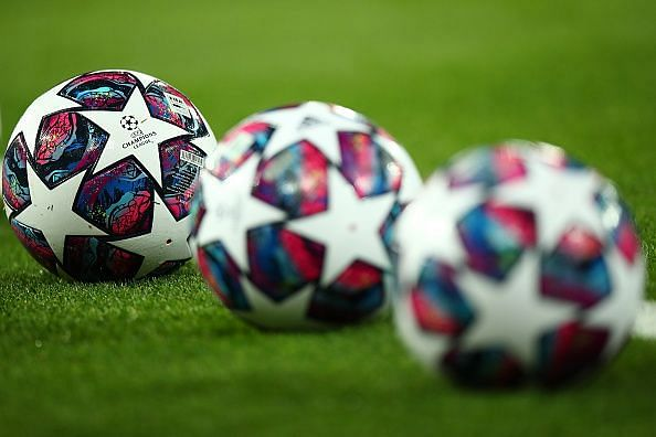 adidas reveals the official match ball for uefa champions league 2020 knockout stages uefa champions league 2020 knockout stages