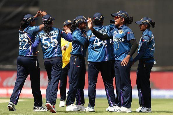 श्रीलंका की जीत के साथ टूर्नामेंट से विदाई