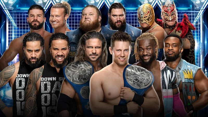 WWE एलिमिनेशन चैंबर