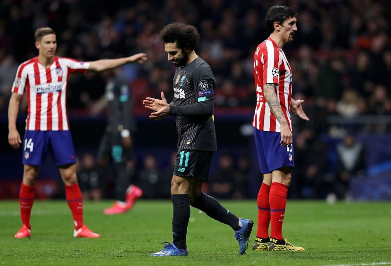 Liverpool host Atletico Madrid at Anfield in a crucial UEFA Champions League encounter
