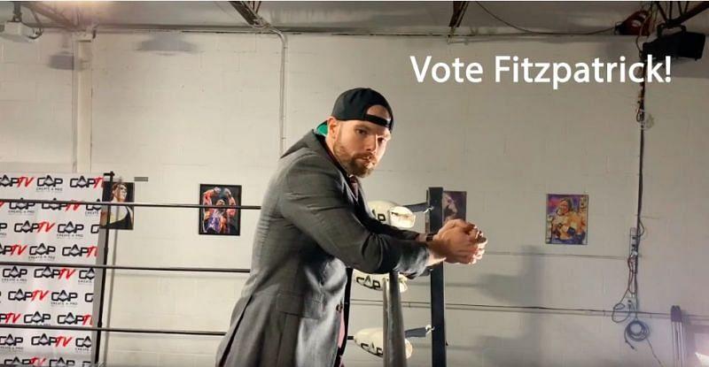 Patrick Fitzpatrick / Photo courtesy of Create A Pro Wrestling