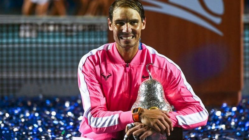 What Rafael Nadal Needs At Indian Wells To Be World Number 1