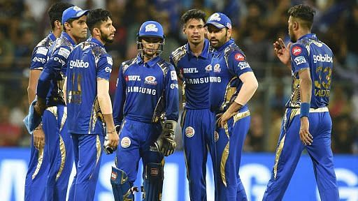 Mumbai Indians finished fifth in 2018