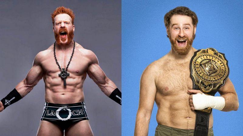 Sheamus wants Sami Zayn at WrestleMania