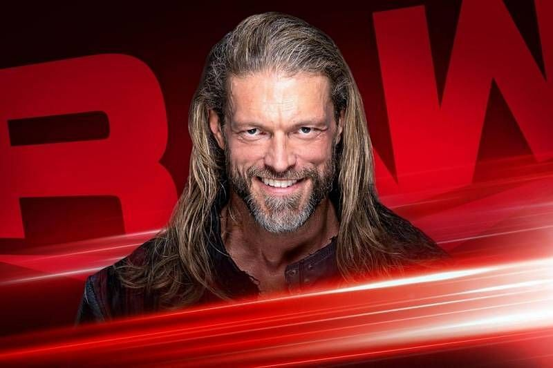 Edge was back