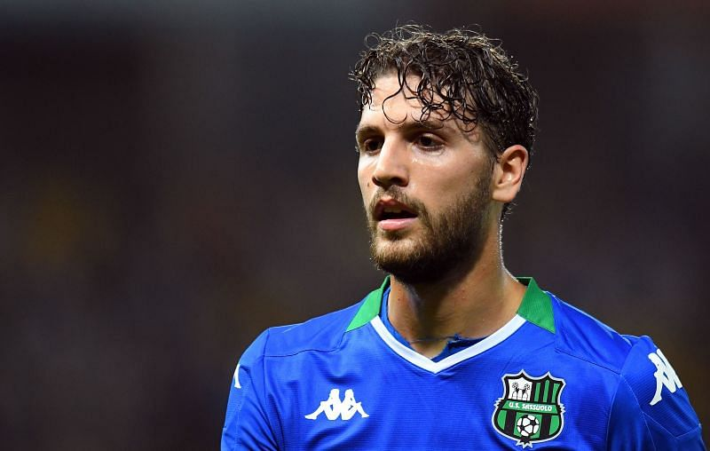 Manuel Locatelli has impressed with Sassuolo this season