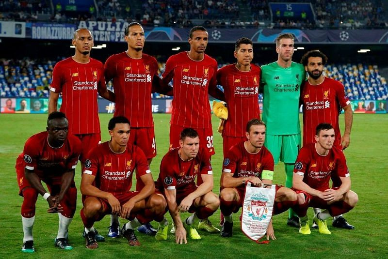 The Liverpool squad of 2019-20 has been called one of the Premier League