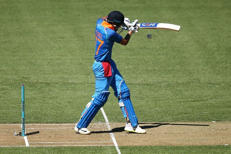 Shubman Gill was the skipper of India C during the Deodhar Trophy
