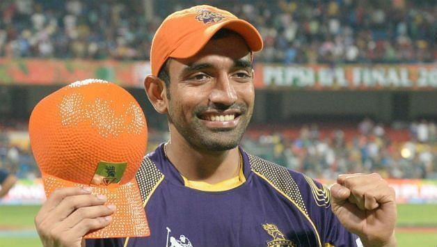 Robin Uthappa is the only Indian to win the Orange Cap and the IPL trophy in the same year