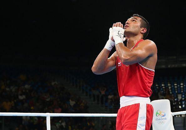 Vikas Krishan qualifies for his third Olympics
