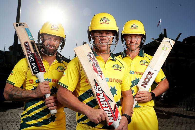 Australia v New Zealand Men