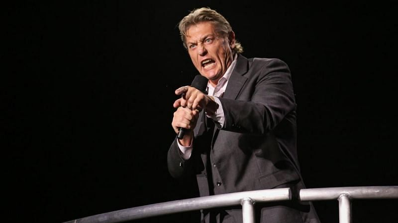 William Regal reveals how his role as GM works