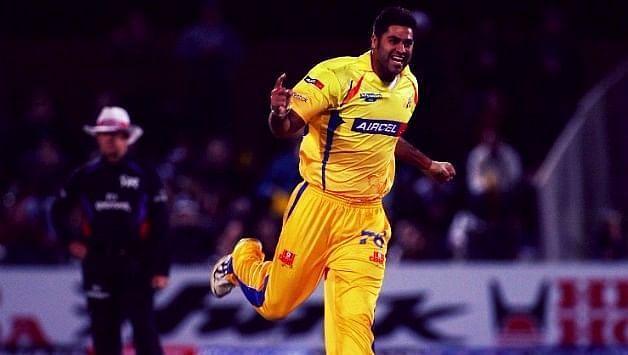चेन्नई सुपर किंग्स के तेज गेंदबाज मनप्रीत गोनी