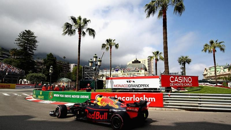The Australian Grand Prix and the Monaco Grand Prix (above) have been cancelled for 2020.
