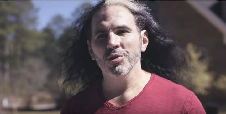 He could be The Exalted One (Pic Source: Matt Hardy Brand YouTube)