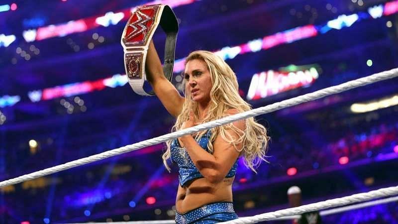 Is Charlotte the greatest female wrestler?