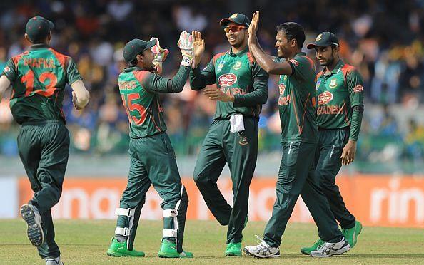 बांग्लादेश वनडे टीम